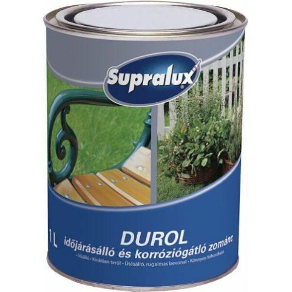 Supralux DUROL zománcfesték 1 l magasfényű kék