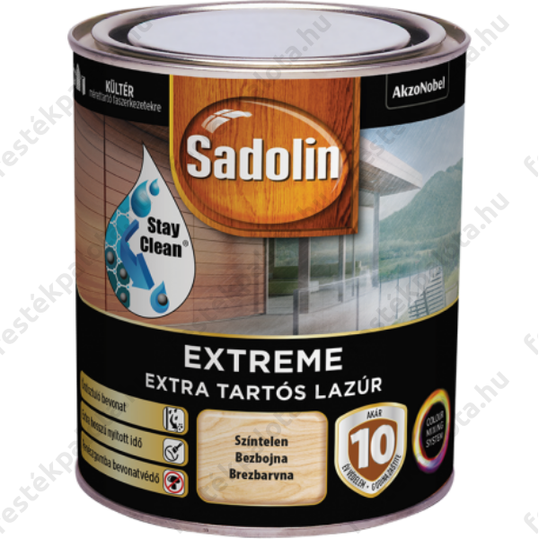 Sadolin Extreme 0,7 l fehér