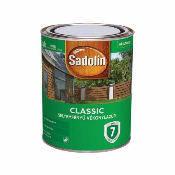 Sadolin CLASSIC vékonylazúr 0,75 l paliszander