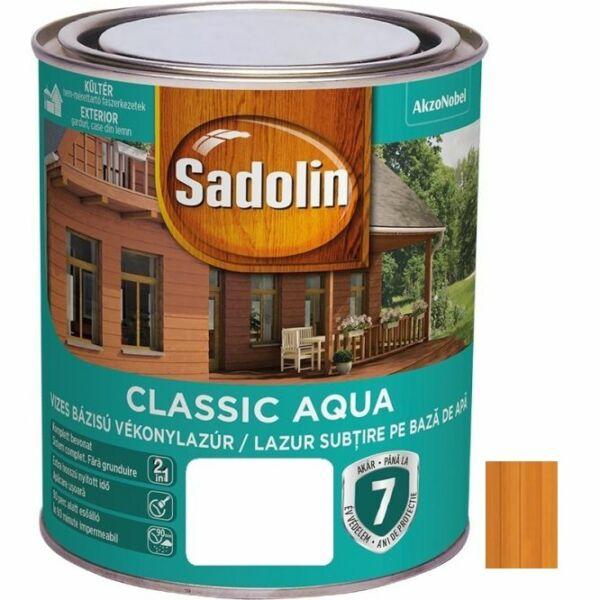 Sadolin CLASSIC vizes vékonylazúr 0,75 l fenyő