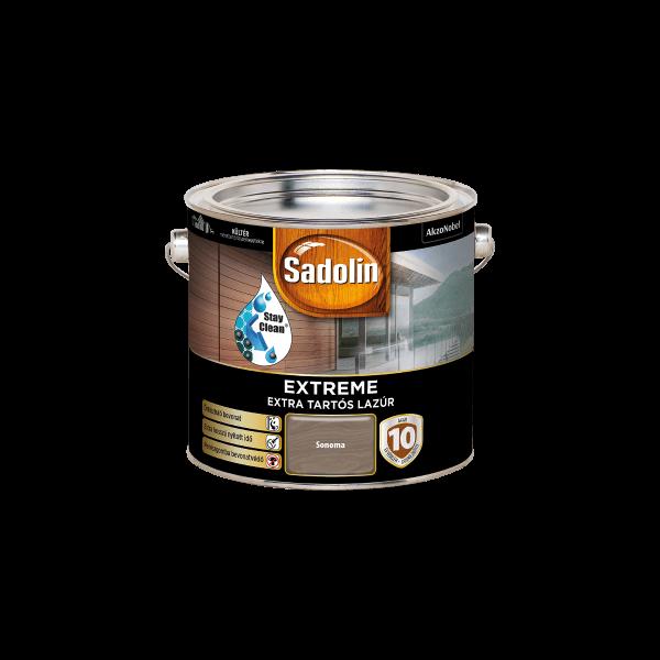 Sadolin Extreme 2,5 l sötéttölgy