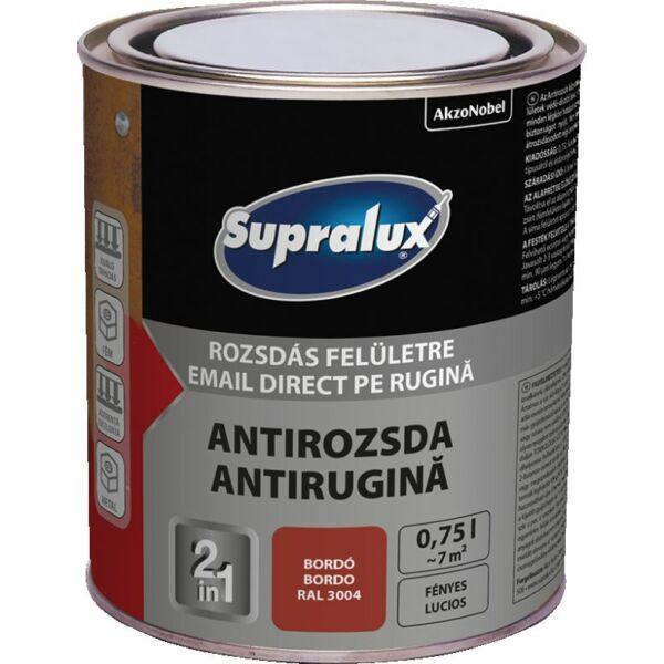 Supralux ANTIROZSDA kalapácslakk 2,5 l bézs