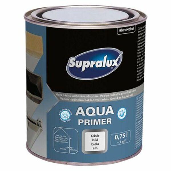 Supralux aqua univerzális alapozó 0,75 l fehér