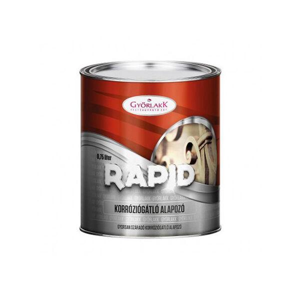 RAPID korróziógátló alap 0,75 l 200 szürke litografált doboz