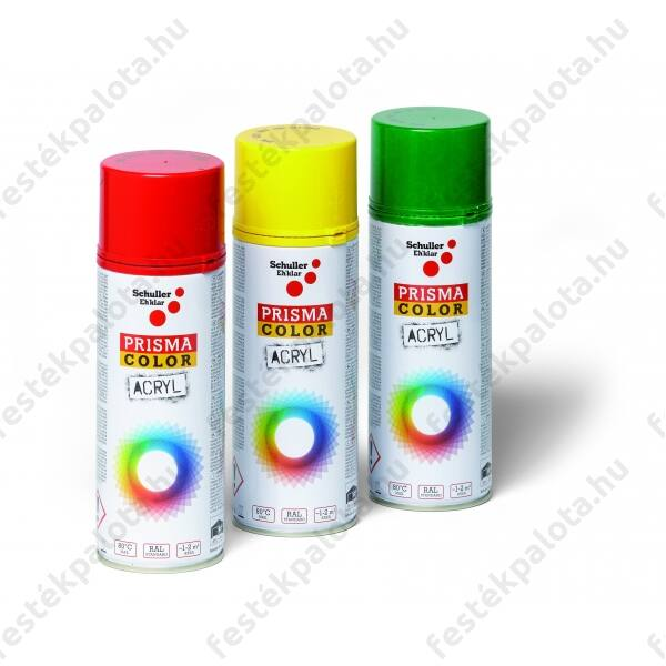 Schuller PRISMA COLOR RAL Akrillakk spray RAL 5002 ultramarinkék 400 ml