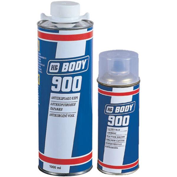 HB BODY 900 üregvédő 400 ml transzparens ( viaszos)