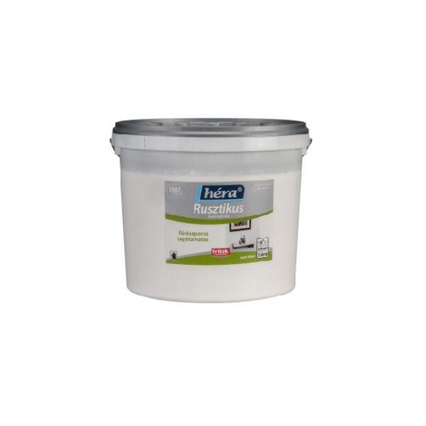 HÉRA Rusztikus (TEXTURIT) belső falfesték 4 l 100 fehér