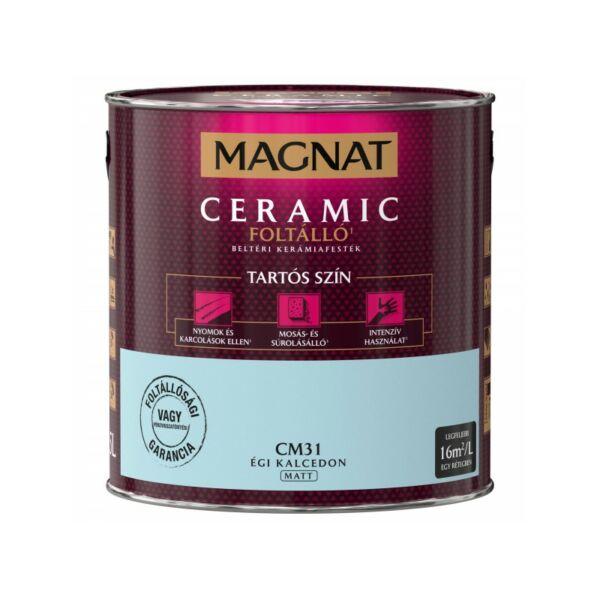 Magnat Ceramic 2,5 l Égi kalcedon CM31 foltálló beltéri kerámiafesték AKCIÓ