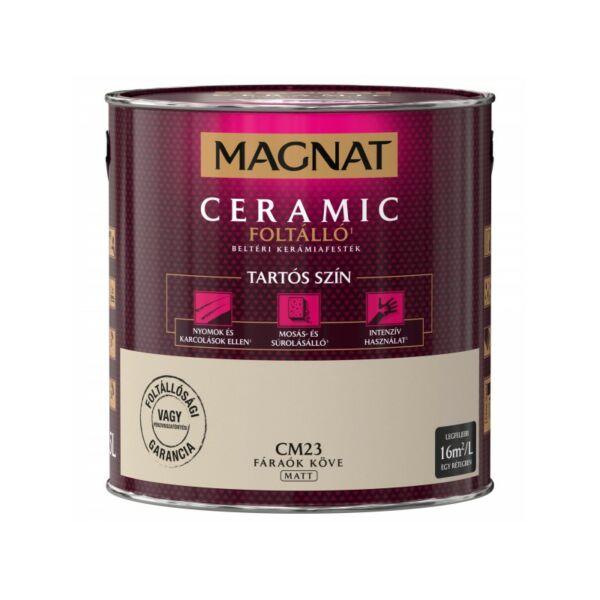 Magnat Ceramic 2,5 l Fáraók köve CM23 foltálló beltéri kerámiafesték AKCIÓ