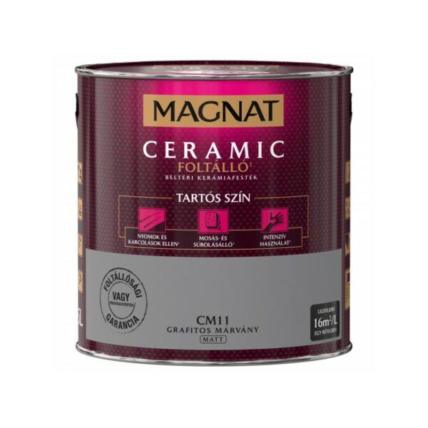 Magnat Ceramic 2,5 l Grafitos márvány CM11 foltálló beltéri kerámiafesték AKCIÓ