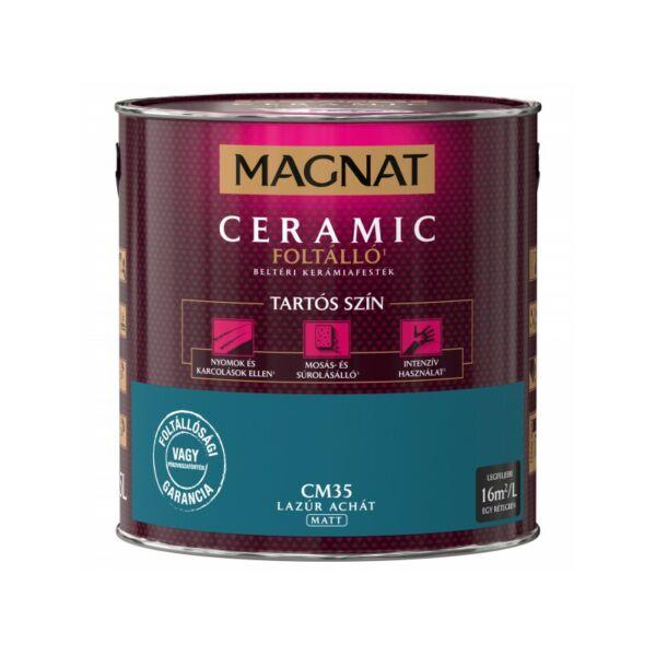 Magnat Ceramic 2,5 l Lazúr achát CM35 foltálló beltéri kerámiafesték AKCIÓ