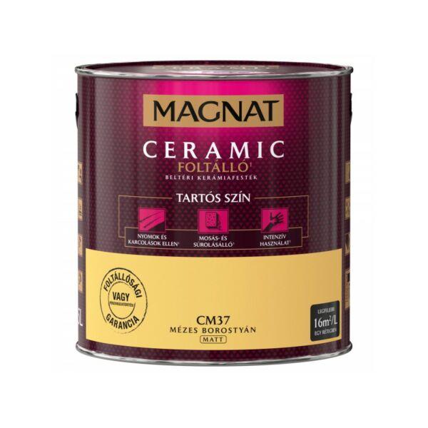 Magnat Ceramic 2,5 l Mézes borostyán CM37 foltálló beltéri kerámiafesték