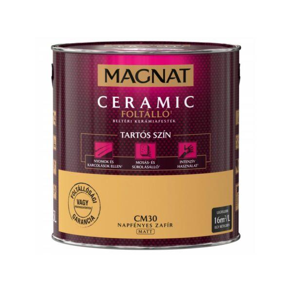 Magnat Ceramic 2,5 l Napfényes zafír CM30 foltálló beltéri kerámiafesték
