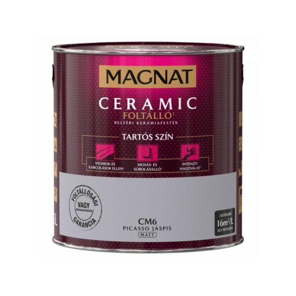 Magnat Ceramic 2,5 l Picasso jáspis CM6 foltálló beltéri kerámiafesték AKCIÓ
