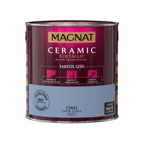 Magnat Ceramic 2,5 l Zafír titka CM42 foltálló beltéri kerámiafesték AKCIÓ
